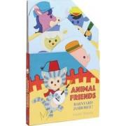 Animal Friends: Barnyard Jamboree! by Junzo Terada