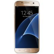 """Telefon mobil Samsung Galaxy S7 G930, 5.1"""" QHD, Octa Core, 4 GB RAM, 32GB, Gold"""