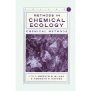 Methods in Chemical Ecology: Chemical Methods v. 1 by Jocelyn G. Millar
