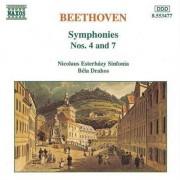 L Van Beethoven - Symphonies 4&7 (0730099447720) (1 CD)