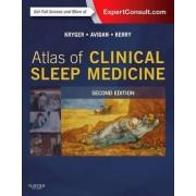 Atlas of Clinical Sleep Medicine by Meir H. Kryger