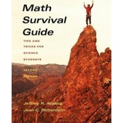 Math Survival Guide by Jeffrey R. Appling