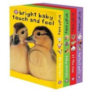 Bright Baby Touch & Feel Boxed Set by Roger Priddy