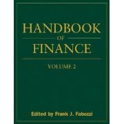 Handbook of Finance: v. 2 by Frank J. Fabozzi