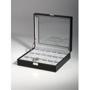 Rothenschild Ceasuri Sammelkiste RS-1123-18BL pentru 18 Ceasuri negru