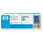 Q3971A Brand New Genuine Retail Original OEM ( FREE GROUND SHIPPING ! ) HEWLETT PACKARD - LASER JET TONERS CYAN TONER CARTRIDGE COLOR