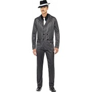 Smiffys - Costume Gangster Homme Taille L