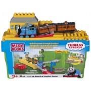 Mega Bloks - 10550UN - Set de construcción - Embarque Knapford Estación