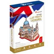 "CubicFun 3D Puzzle ""Saint Pauls Cathedral - London"""