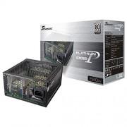 Seasonic SS-520FL2 Alimentatore Platinum, 520W, Fanless Modulare, Nero