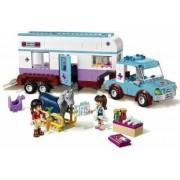 Veterinärens hästtransport (Lego 41125 Friends)