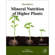 Marschner's Mineral Nutrition of Higher Plants by Horst Marschner