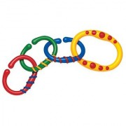 Tolo Baby Links Rattle and Teether