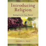 Introducing Religion by Daniel L. Pals