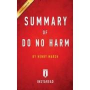 Summary of Do No Harm by Instaread Summaries