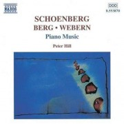 Schonberg/Berg/Webern - Piano Music (0730099487023) (1 CD)