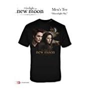 Twilight New Moon Men's T-Shirt Moonlight Sky Best à & # x178; E L