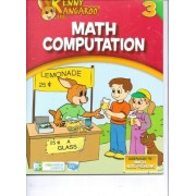 Kenny Kangaroo Math Computation Workbook Grade 3