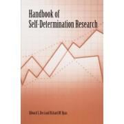 Handbook of Self-Determination Research by Edward L. Deci