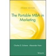 The Portable MBA in Marketing by Alexander Hiam
