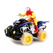 Master Moto Cruiser Electric RC ATV Off Road Rider All Terrain Vehicle RTR Ready To Run (Colors May Vary) by Velocity To