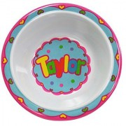 My Name Bowls Taylor USA Personalized Bowl