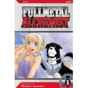 Fullmetal Alchemist, Vol. 5 by Hiromu Arakawa