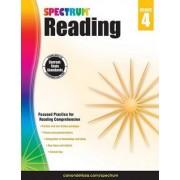 Spectrum Reading Workbook, Grade 4 by Spectrum