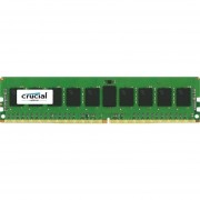 Crucial 8GB DDR4 SDRAM Memory Module - 8 GB - DDR4 SDRAM - 2133 MHz DDR4-2133/PC4-17000 - 1.20 V - ECC - Registered - 288-pin - DIMM - CT8G4RFD8213