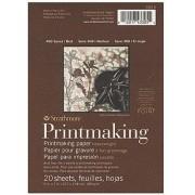 Strathmore 400 Series Heavyweight Printmaking Paper   5 In. X 7 In. 1 Pcs Sku# 1873798 Ma