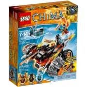 LEGO Chima Vehiculul lui Tormak 70222