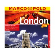 Marco Polo Reisepackage London (2 Audio-CDs + City-Plan)