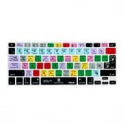 XSKN photoshop ps cc silicone cobrir a pele de teclado para MacBook Pro retina air 13 '' 15 '' 17 '' eu nos versão