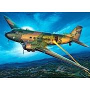 Revell 1:48 Ac 47 Vietnam Gunship
