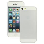 Husa Ultraslim Redneck Svelto 0.35mm pentru Apple iPhone SE/5s/5, Transparent White