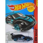 Hot Wheels 2015 HW Race Aston Martin Vantage GT3 [Black] Die-Cast Vehicle #149/250