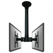 Newstar - Soporte de techo LCD/LED/TFT soporte de techo para pantalla plana - 1223817