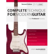 The Complete Technique for Modern Guitar by Joseph Alexander