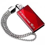 Флаш памет 16GB SP USB 2.0 Touch810 Цвят Червен SMC00403