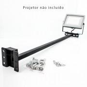 Braço de extensão para Projetor LED V-TAC 10-50W (85cm)