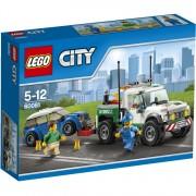 City - Pick-up Sleepwagen