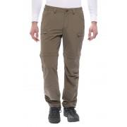 VAUDE Farley - Pantalon homme - kaki 46 Pantalons à zips