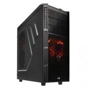 Aerocool XPredator X1 Black Edition Case per Computer