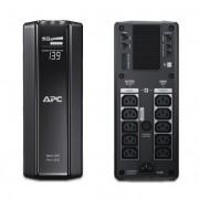UPS APC Back-UPS RS line-interactive / aprox.sinusoida 1500VA / 865W 10conectori C13, baterie APCRBC124, optional extindere garantie BR1500GI (APC)