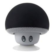 Boxa portabila Mushrooms, Bluetooth, 3W, Microfon / Handsfree, Negru
