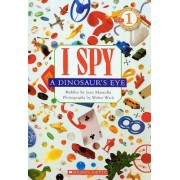 I Spy a Dinosaur's Eye by Jean Marzollo