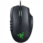 Геймърска мишка Razer Naga Chroma - Multi-color MMO Gaming Mouse,19 MMO, 12 button mechanical,16,000 DPI 5G Laser Sensor - RZ01-01610100-R3G1