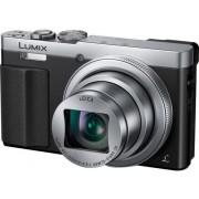 "Aparat Foto Digital Panasonic DMC-TZ70EP-S, 12.1 MP, 1/2.3"" CMOS, Filmare Full HD, Zoom Optic 30x (Argintiu)"