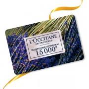 L'Occitane Подарочная карта 15000 руб