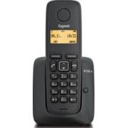 Telefon DECT Gigaset A120A cu robot Negru